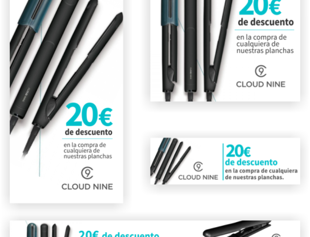 Cloud 9 Promo producto