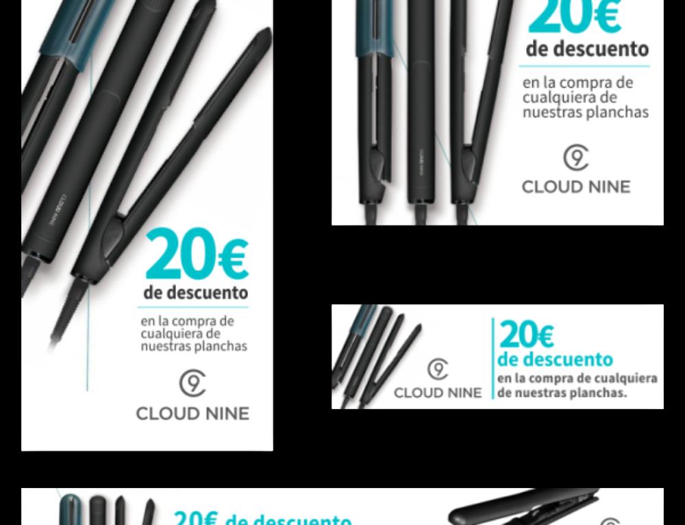 Cloud 9 Promo producto