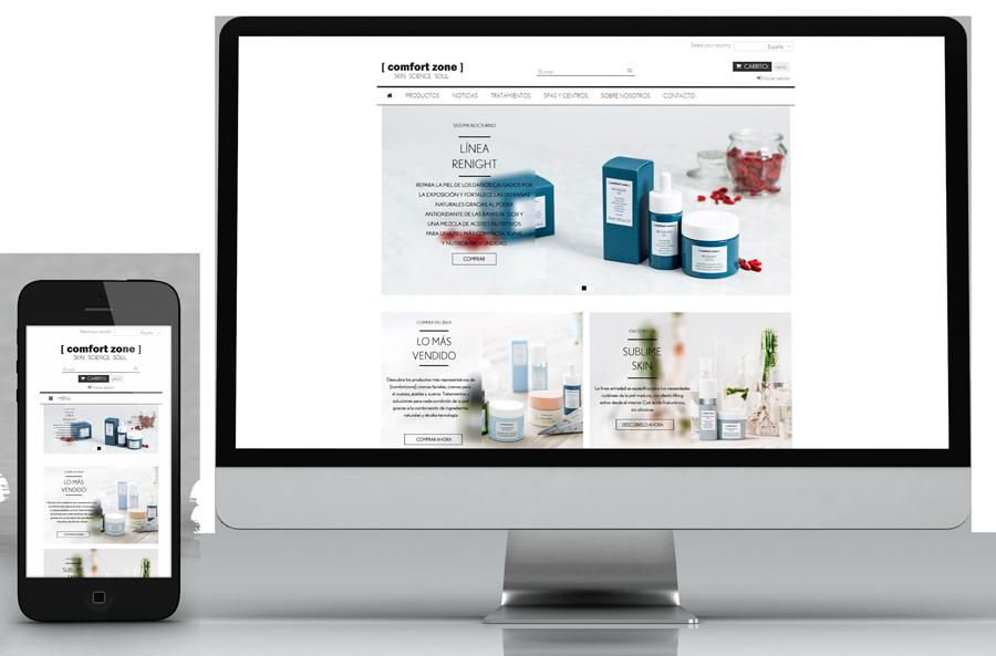 Comfortzone Shop Online